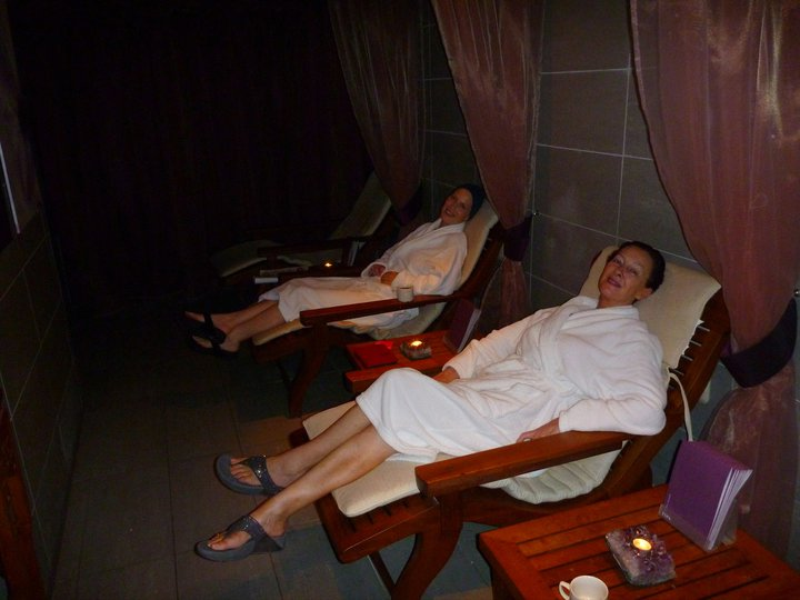Enjoy a relaxing spa weekend away with my mum emma 39 s for Mother and daughter spa weekend