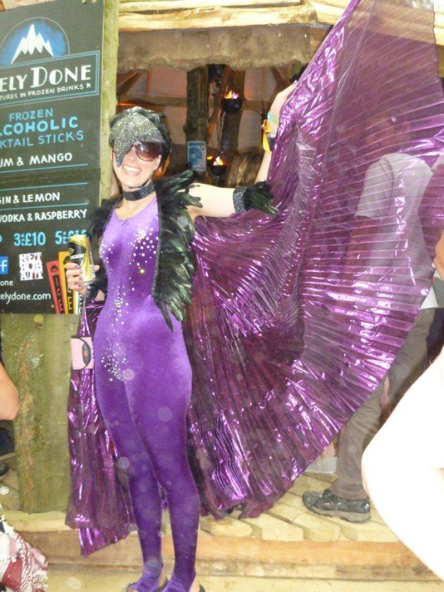 Boom Town Alien Costumes