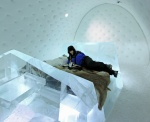 Stay at The ICEHOTEL, Sweden