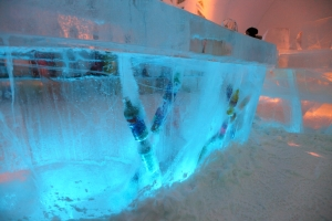 UNIQUE ICEBAR, ICEHOTEL 23 (2013) Sweden