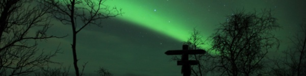 Northern Lights in Abisko