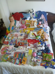 Goodies for New Hope Project